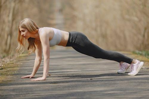aerobik, aktif, aktivite, alıştırma içeren Ücretsiz stok fotoğraf