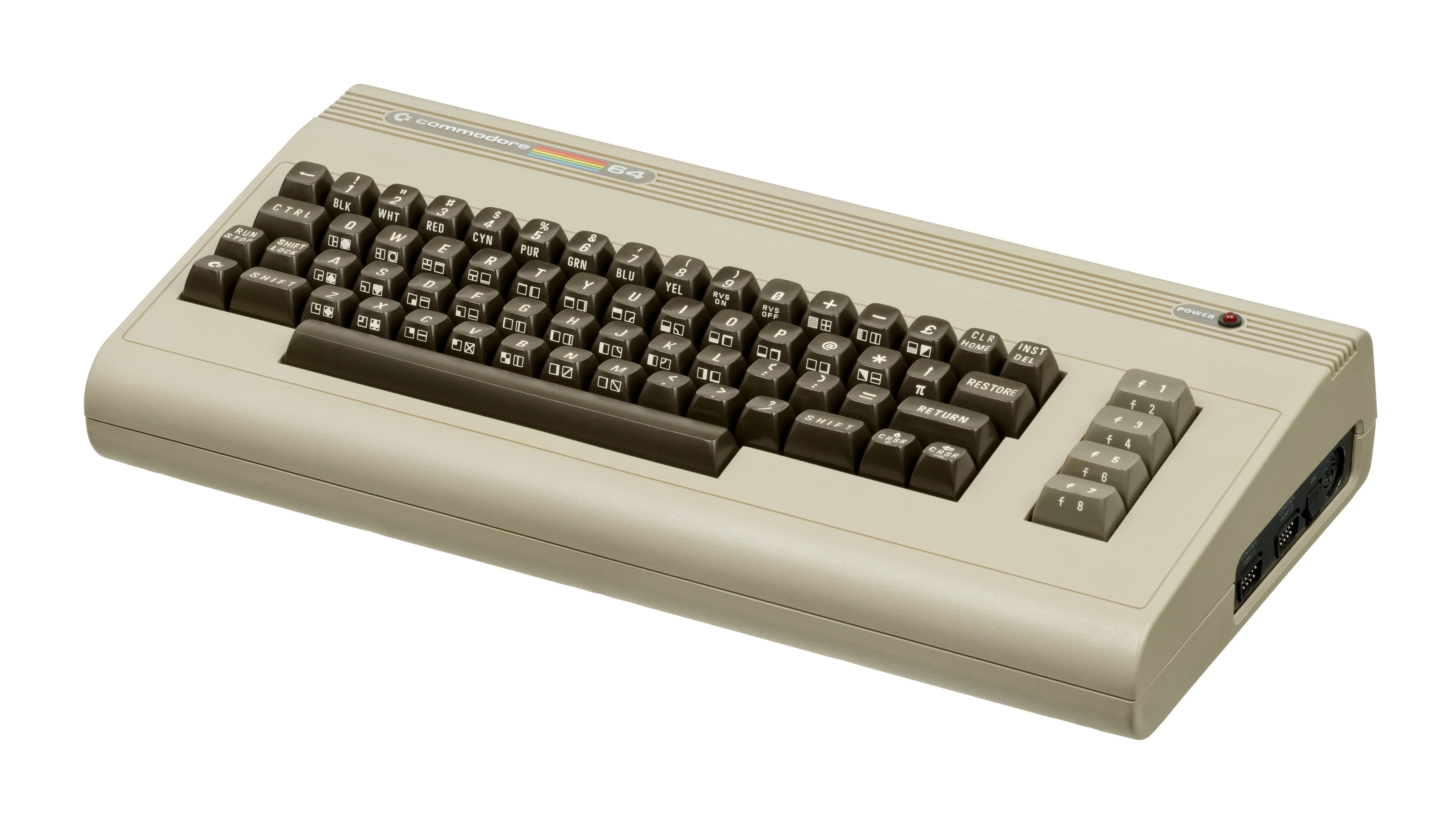 Free stock photo of commodore, computer, computer game, device