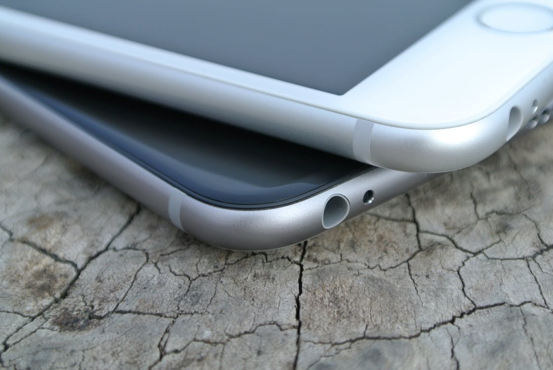 bề mặt, Công nghệ, iphone