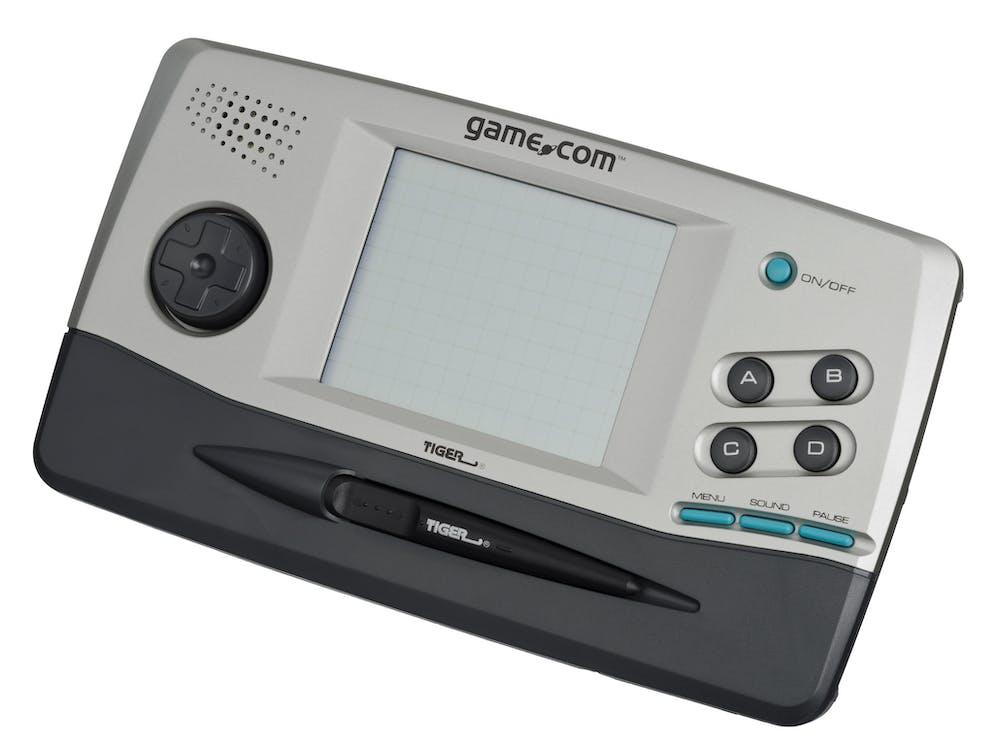elektroniikka, game.com, hallinta