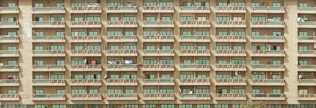 Free stock photo of city, building, dubai, balconies