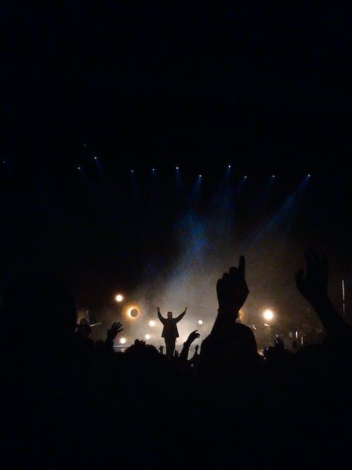Photos gratuites de concert, louange, musique