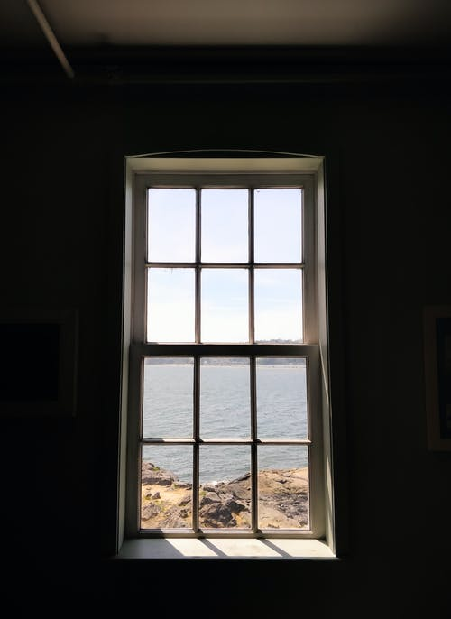 Free stock photo of glass window