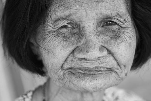 Free stock photo of black-and-white, people, face, portrait
