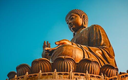 Darmowe zdjęcie z galerii z architektura azjatycka, azja, azjatycki, budda