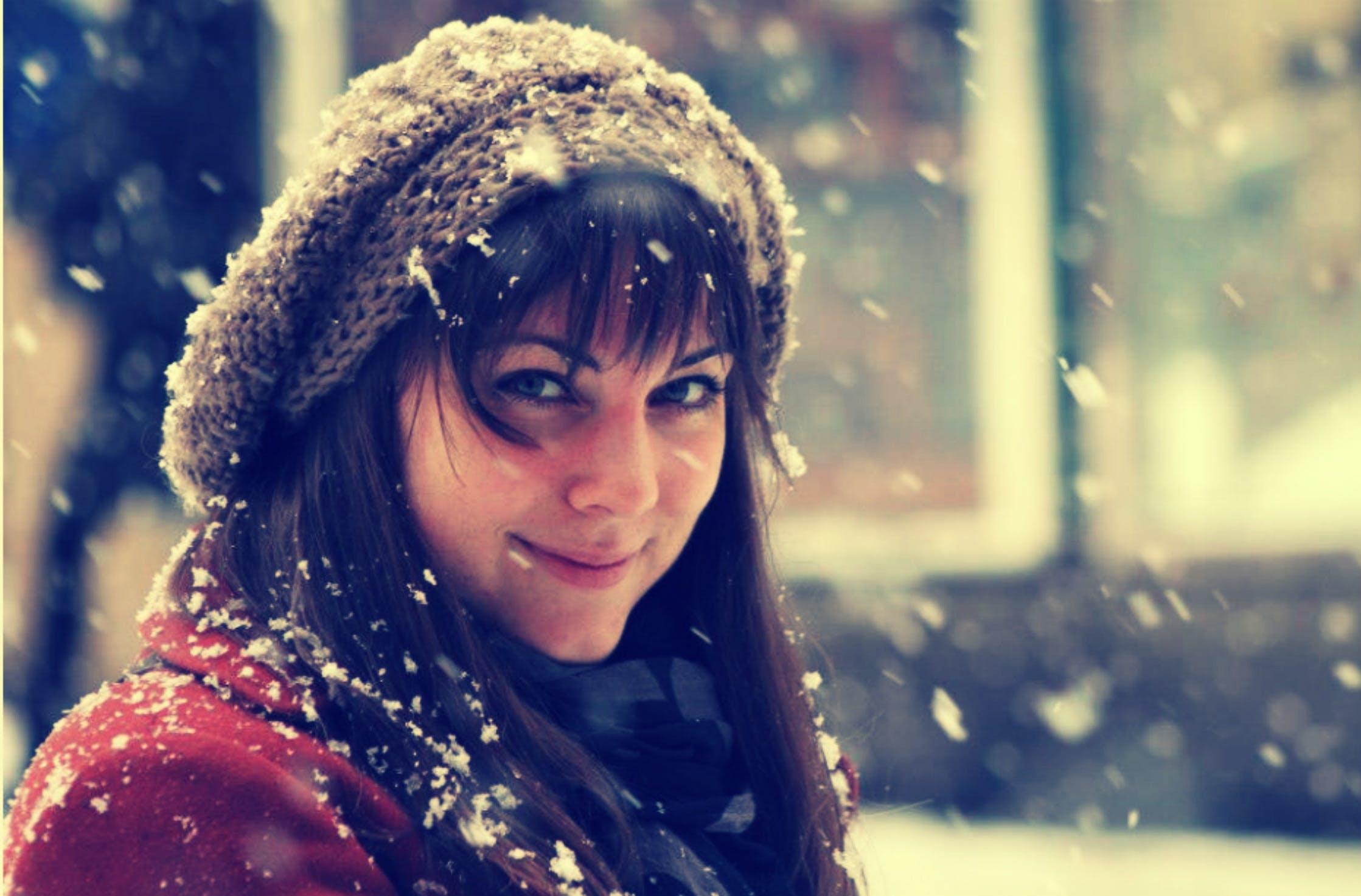 Ingyenes stockfotó divat, hideg, hó, hóesés témában