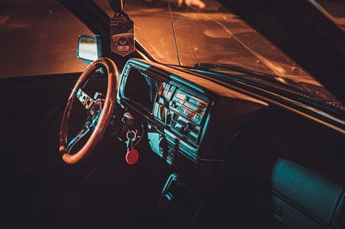 คลังภาพถ่ายฟรี ของ jetta, mk2, กระจกบังลม, การจราจร