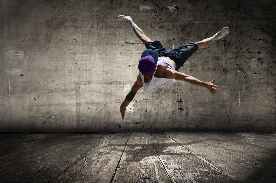 active, agility, dancer