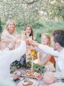 Free stock photo of food, holiday, people, picnic