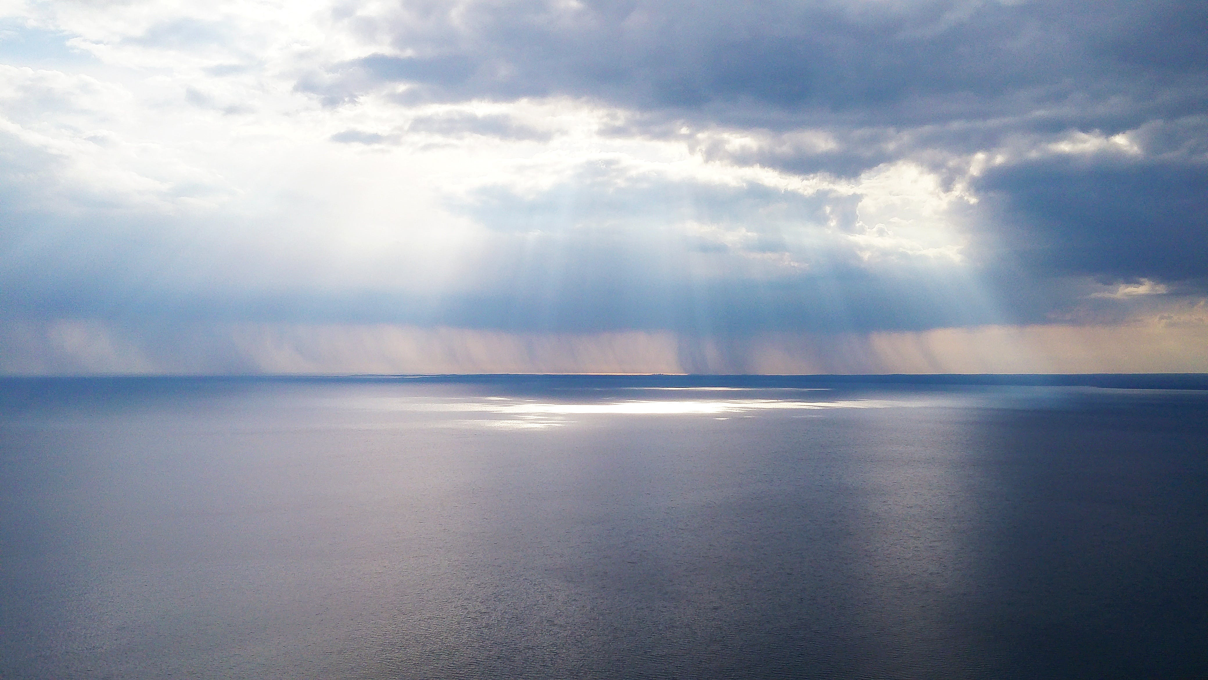 Gratis arkivbilde med blå, hav, himmel, natur