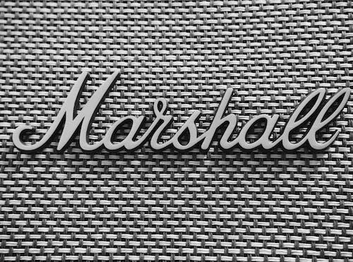 Marshall Amplifier Logo