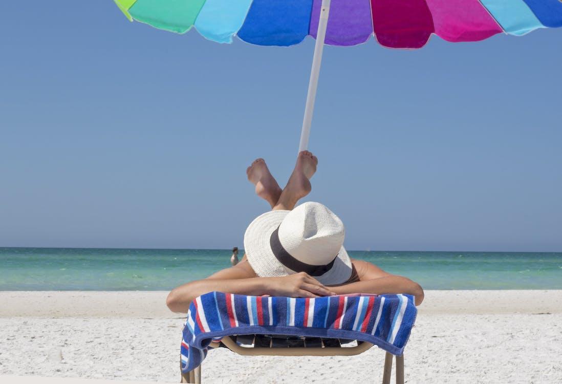 beach, beach day, beach Umbrella