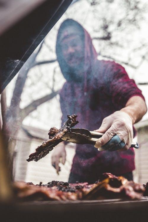 BBQ, 가을, 감기, 거리의 무료 스톡 사진