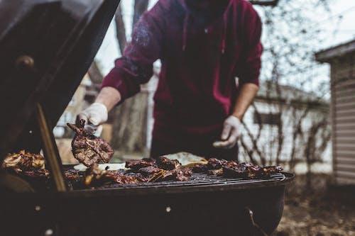 BBQ, 거리, 고기, 구운 고기의 무료 스톡 사진