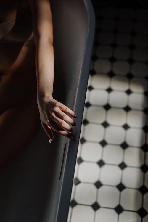 Immagine gratuita di bagno, fare il bagno, igiene