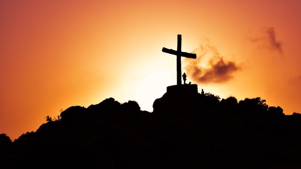 光, 光線, 十字架