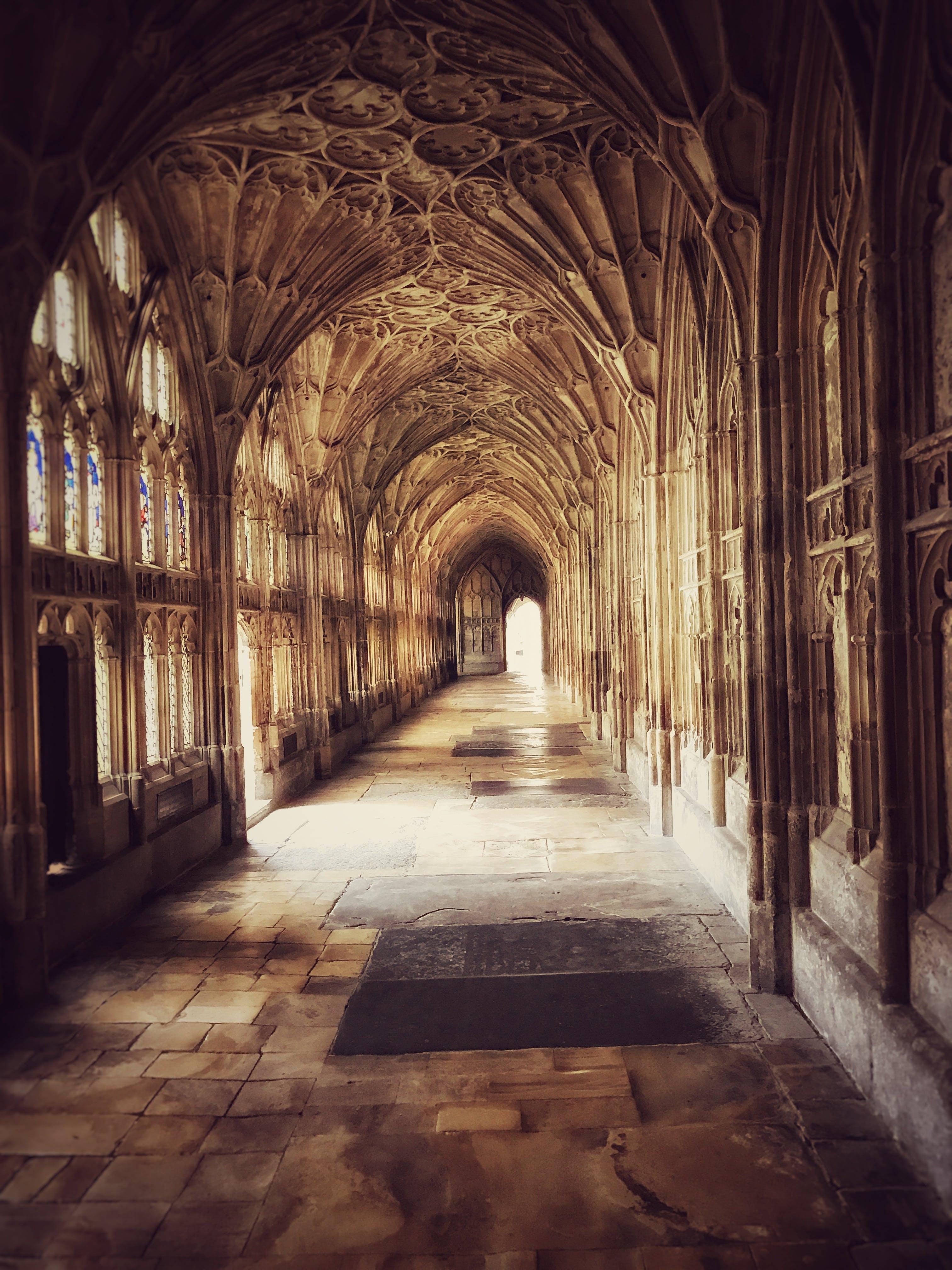 zu alt, architektur, bekannt, bogen