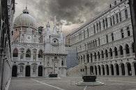 city, italian, landmark
