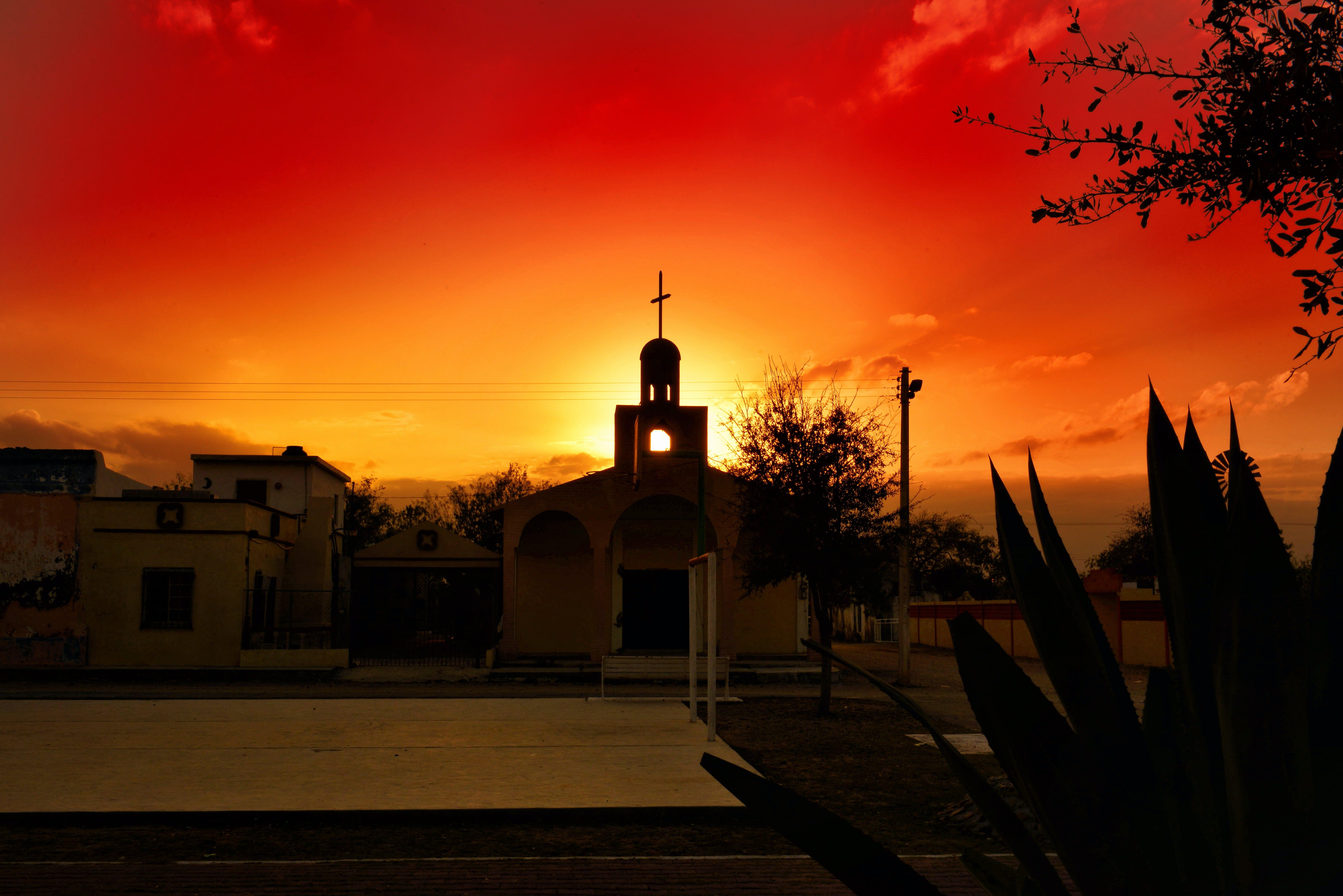 architecture, building, catholic