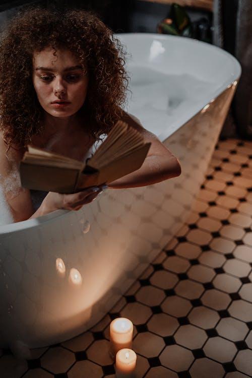 Kostenloses Stock Foto zu bad, baden, badewanne