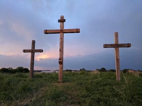 Free stock photo of easter, cross, jesus, god