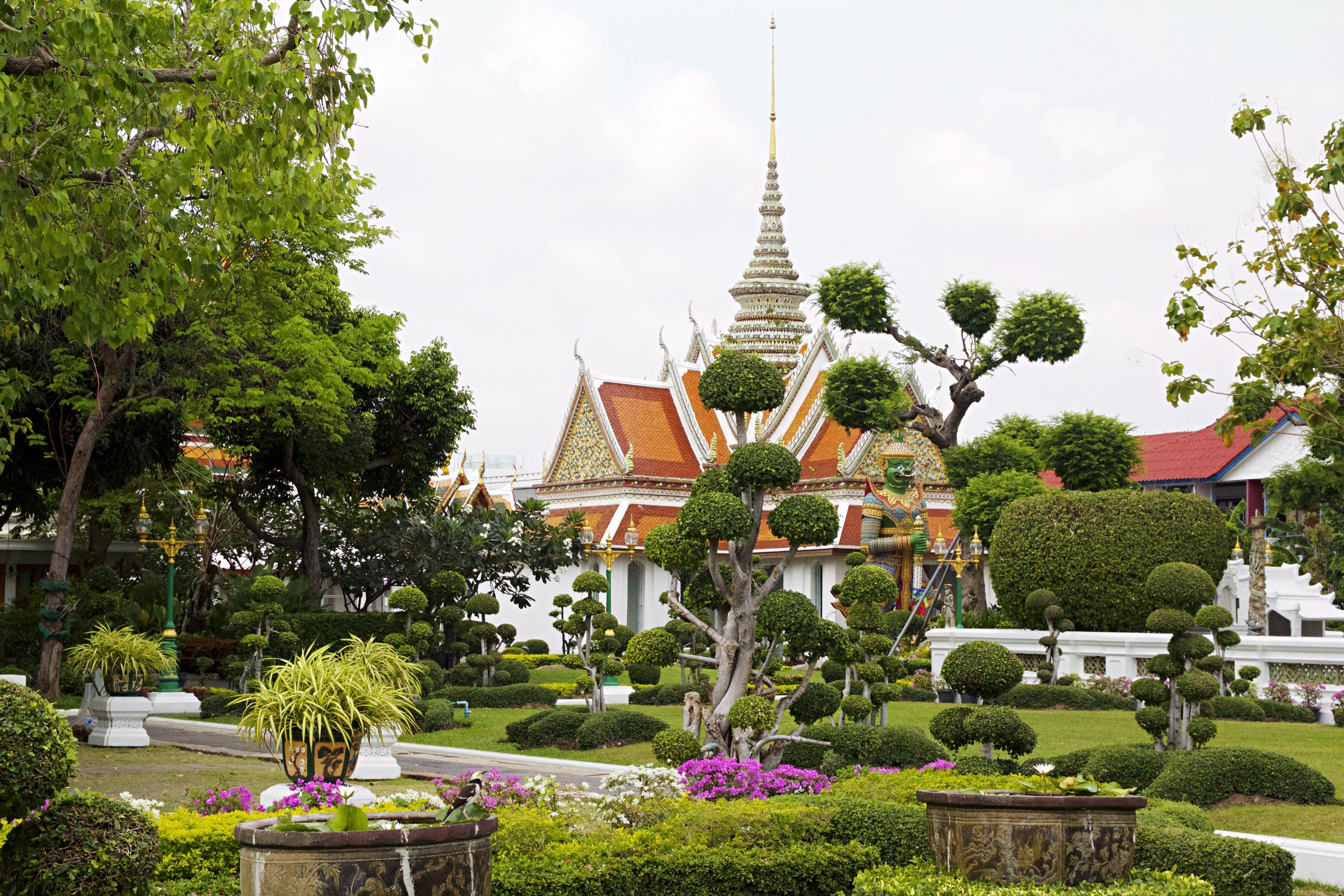 Free stock photo of architecture, asia, Bangkok, buddha