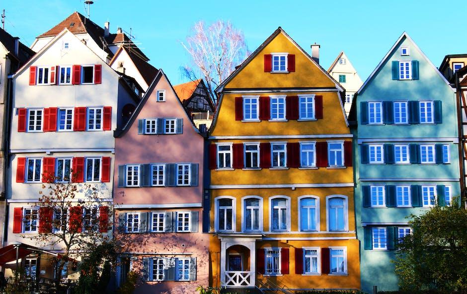 apartment, architecture, city