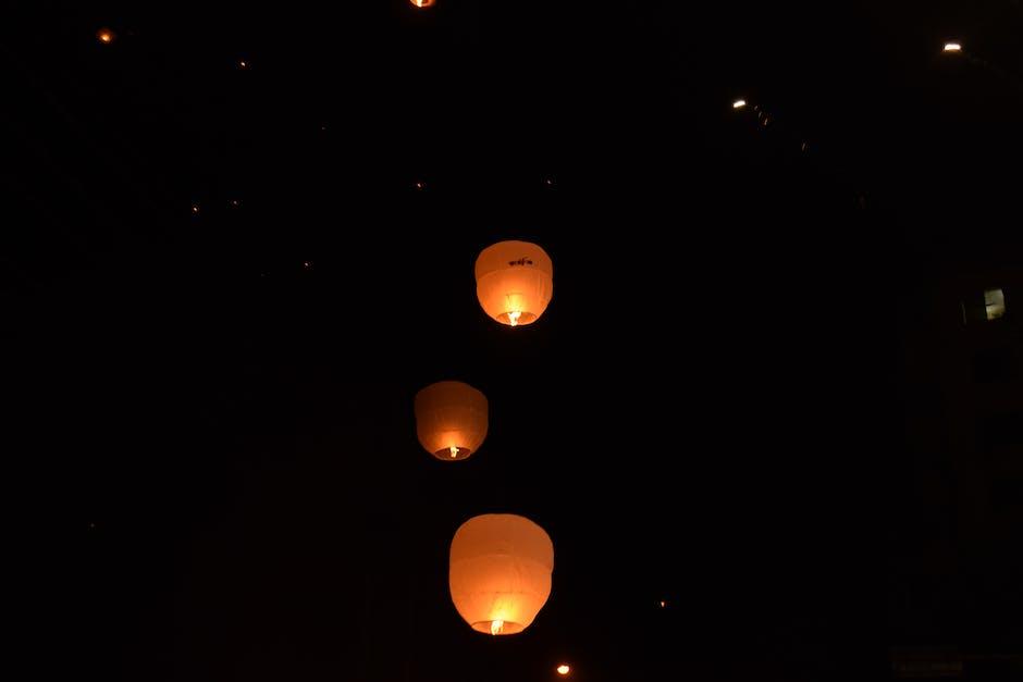 Blur dark flame illuminated
