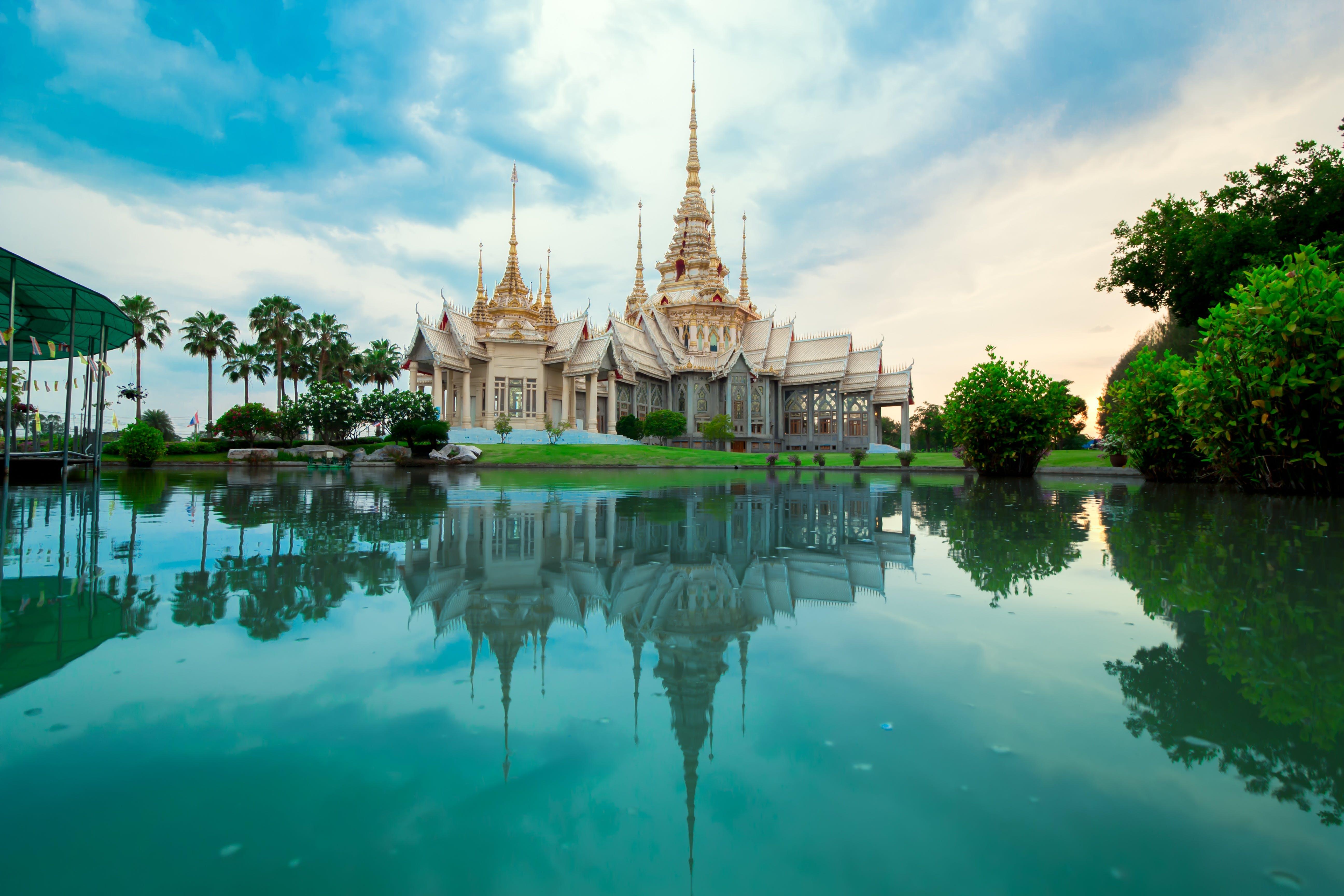 Kostnadsfri bild av andlighet, arkitektur, buddhism, buddhist