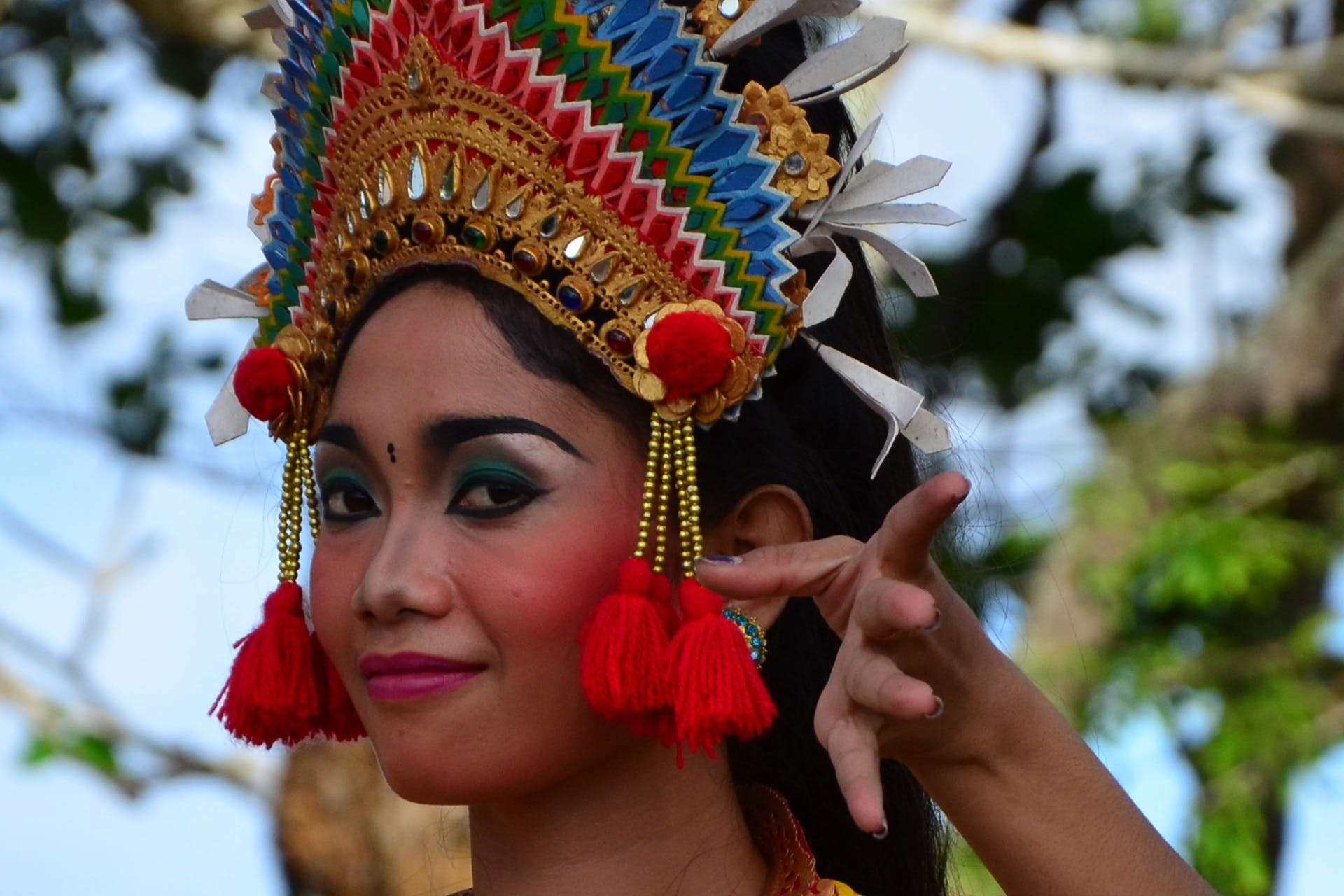 Free stock photo of dance, temple, bali, indonesia