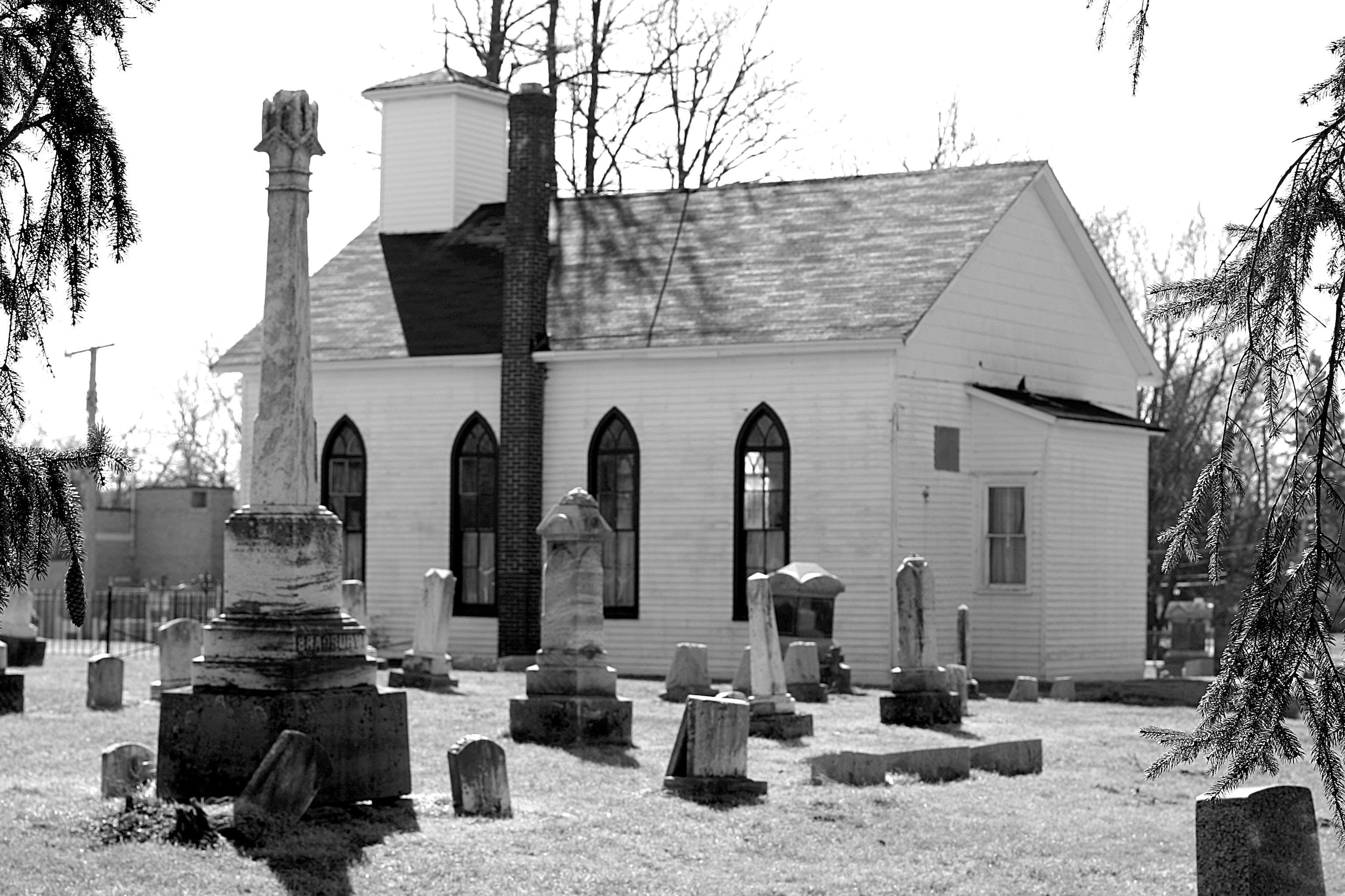 Free stock photo of landscape, dark, architecture, church