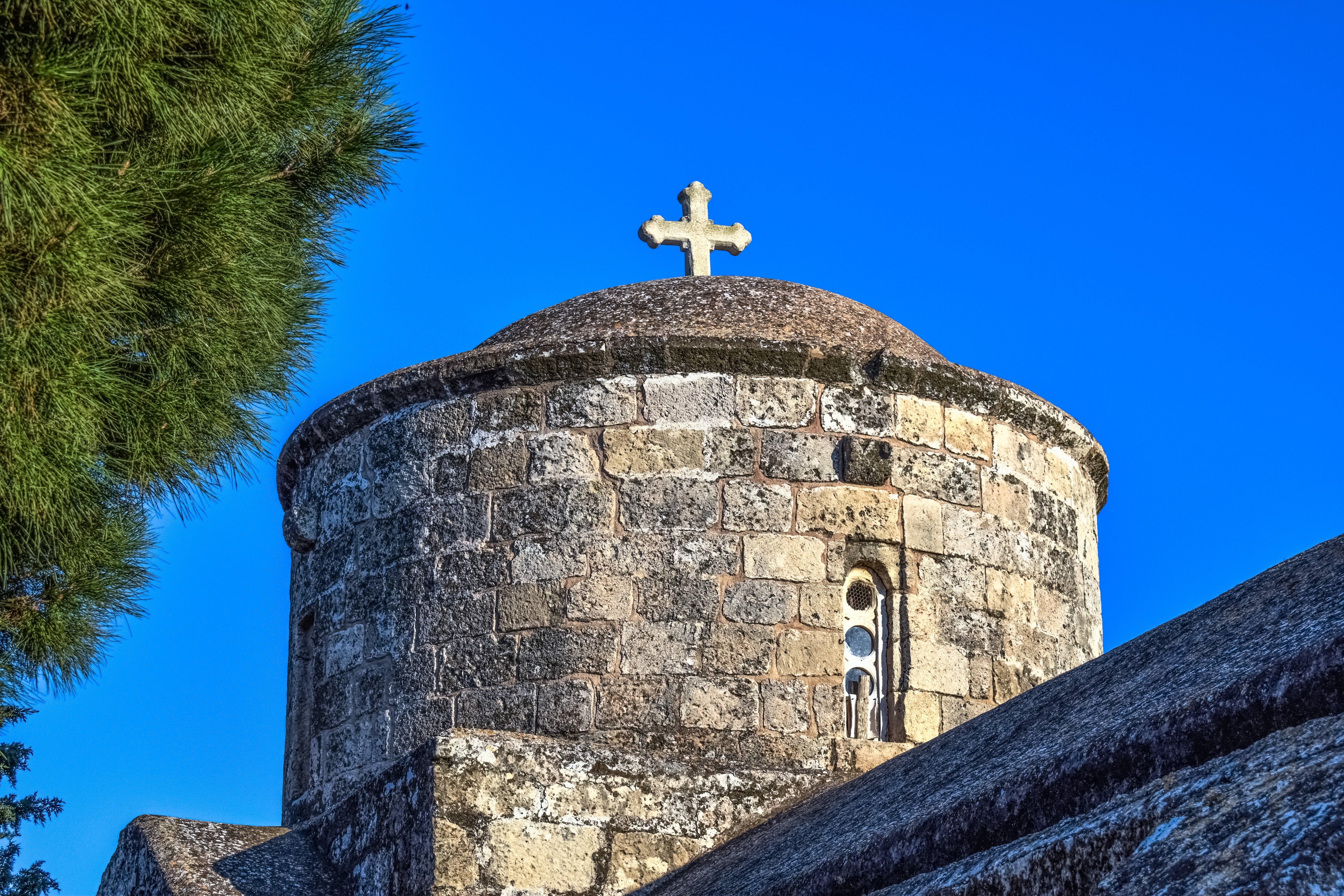 Free stock photo of architecture, ayia anna, church, cyprus