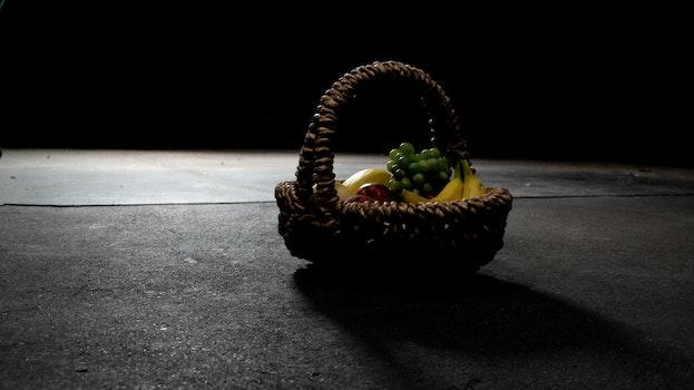 Kostenloses Stock Foto zu essen, gesund, dunkel, früchte
