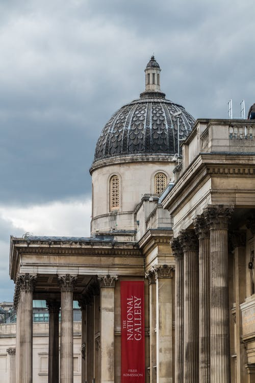 Photos gratuites de affichage, architecture, bâtiment, colonnes