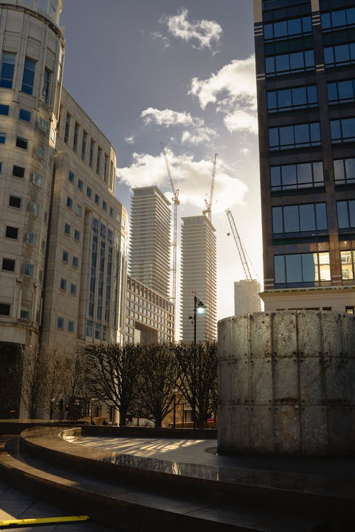 Darmowe zdjęcie z galerii z architektura, budowa, budowanie