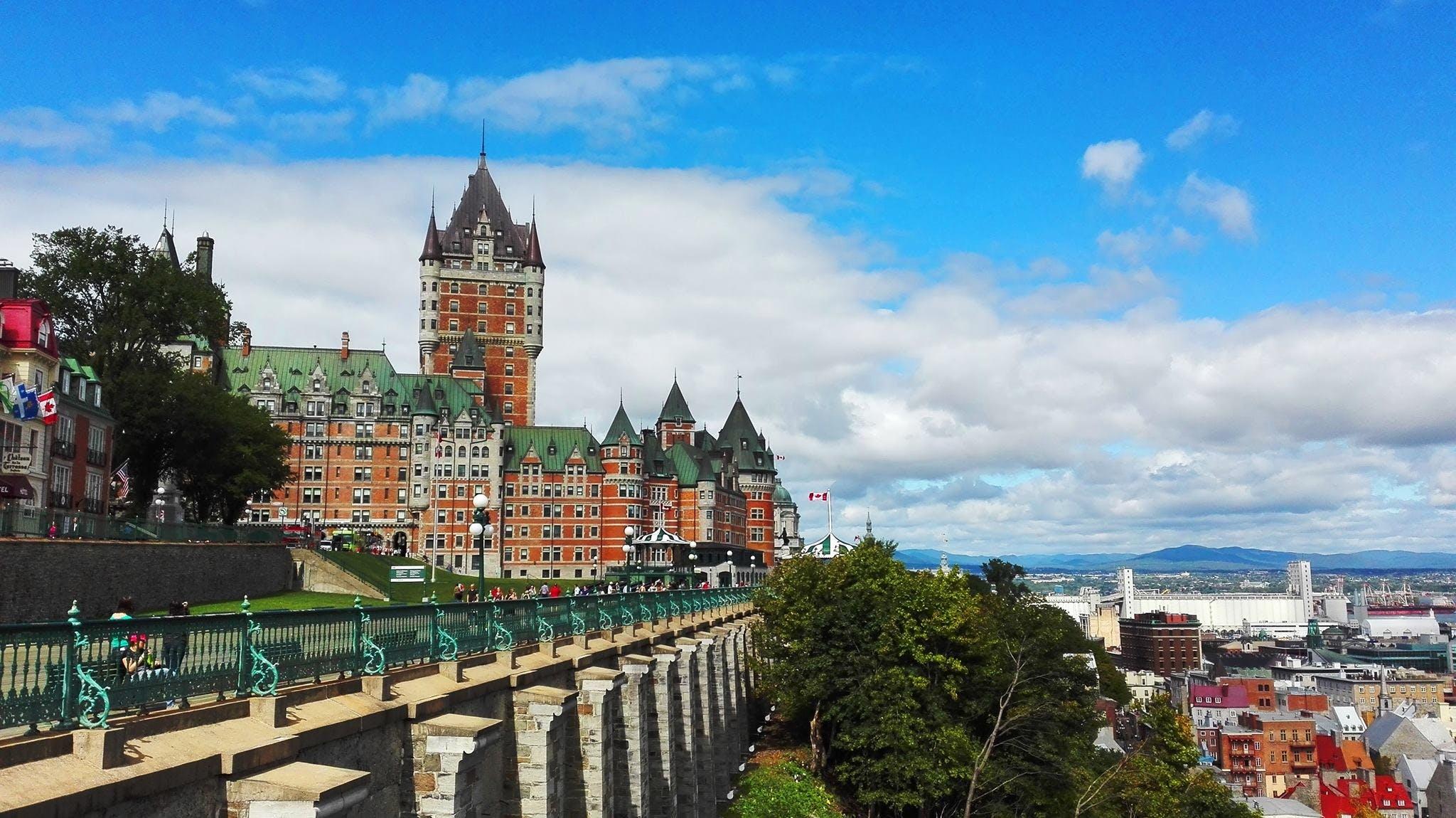 Fairmont Le Chateau Frontenac, Canada