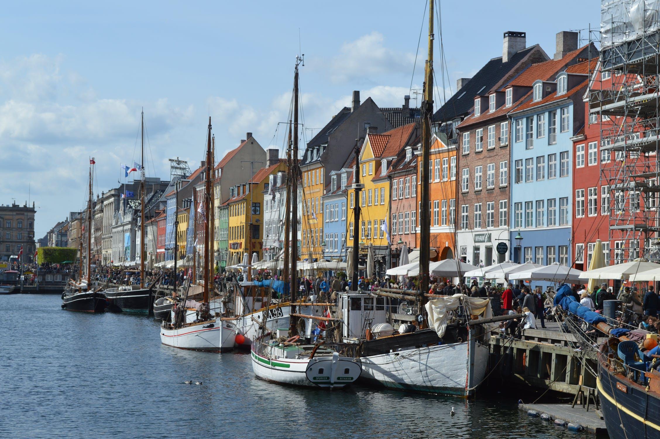 Budget Friendly Tourist Destinations in Copenhagen Denmark