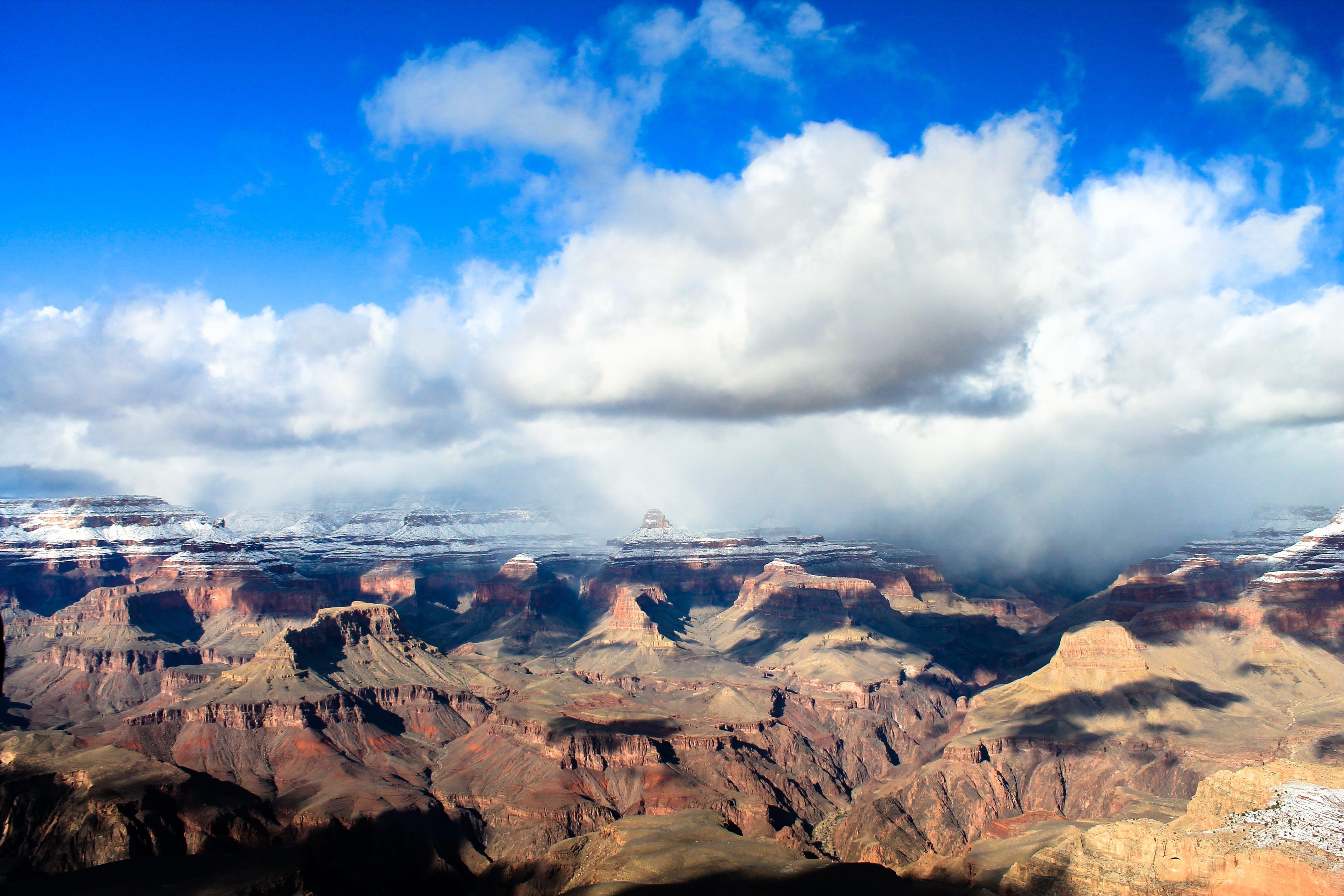 Kostenloses Stock Foto zu amerika, arizona, berg, bildung