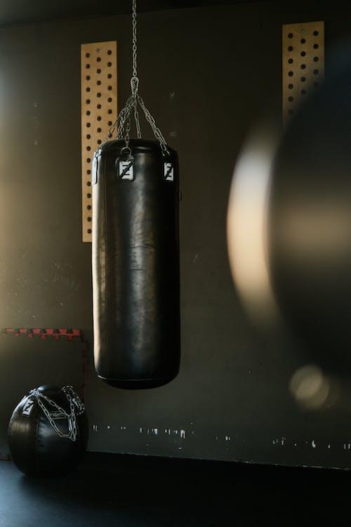 Kostnadsfri bild av atletisk, boxning, boxningssäck, gym