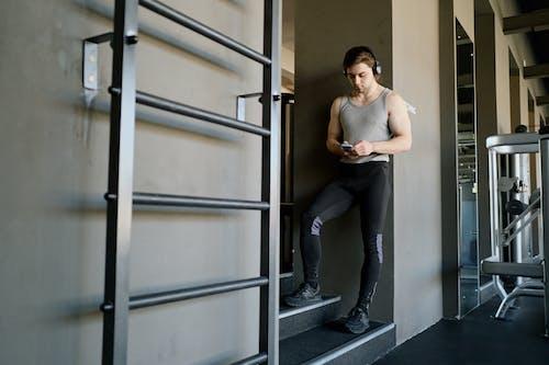 人, 倚, 健身中心, 健身房 的 免費圖庫相片