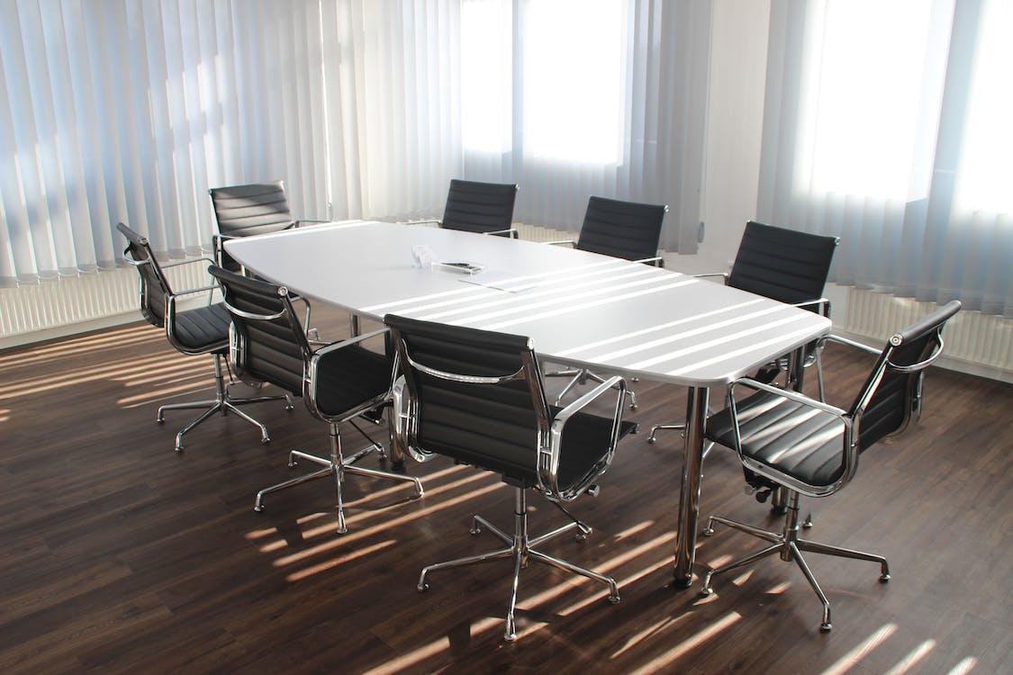 arbejde, bord, designer