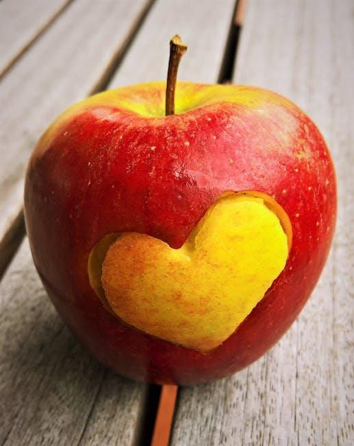 apple, bright, close-up