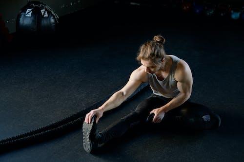 Imagine de stoc gratuită din antrenament, atlet, atletic