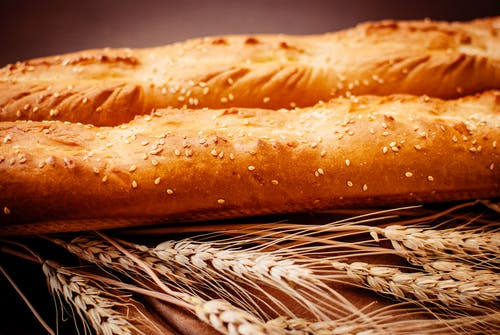 Foto stok gratis baget, baguette, buatan rumah, buatan sendiri