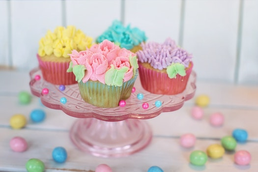 Free stock photo of food, party, easter, dessert