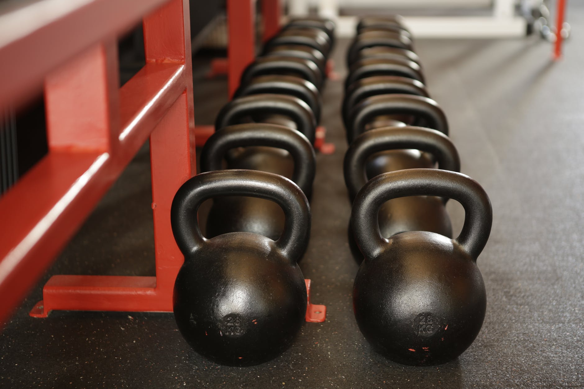 weighted carries, full body workout, workout for cops, kettle bells
