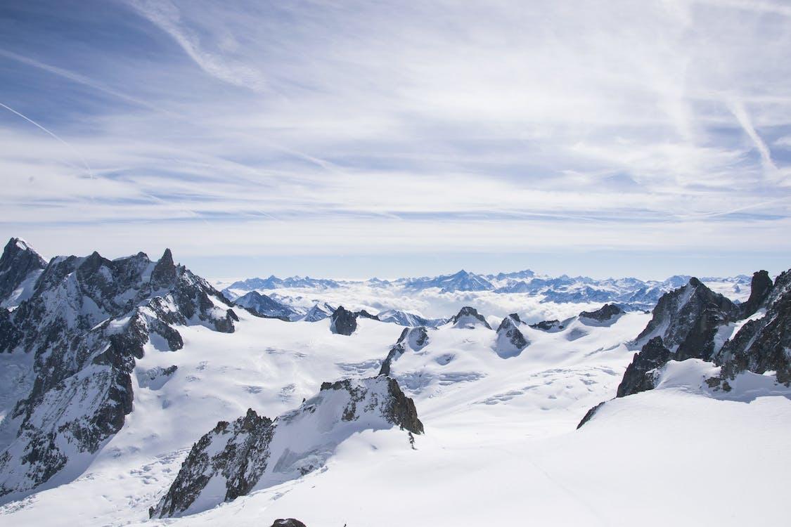åka skidor, alperna, alpin