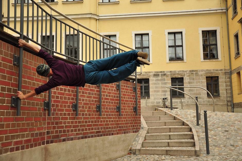 acrobatics, action, adult