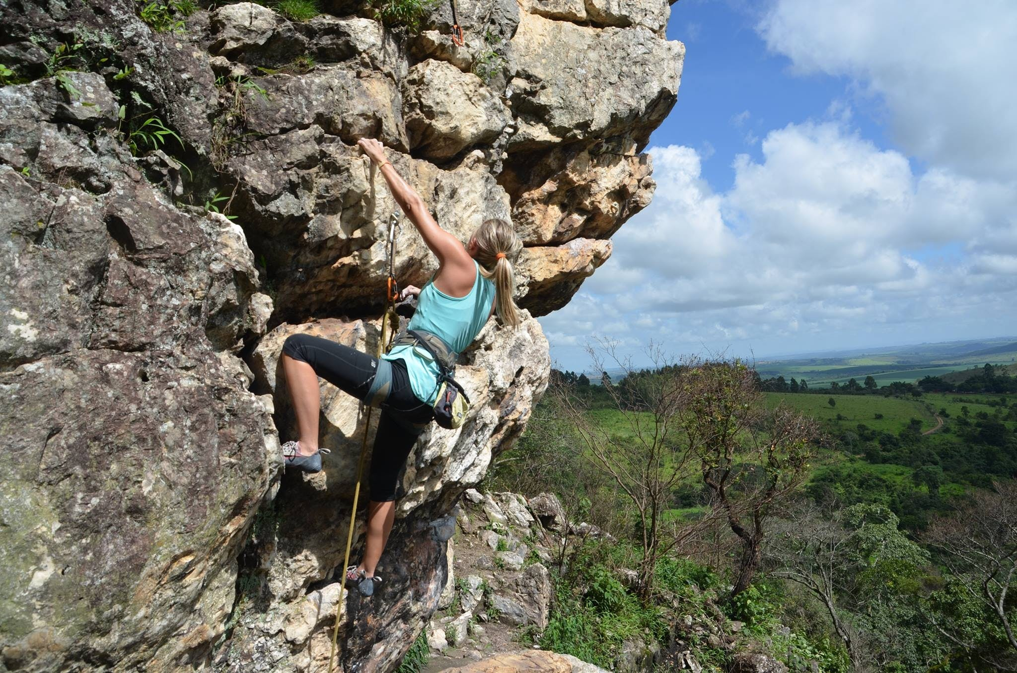 Free stock photo of nature, sport, climbing, mountaineering