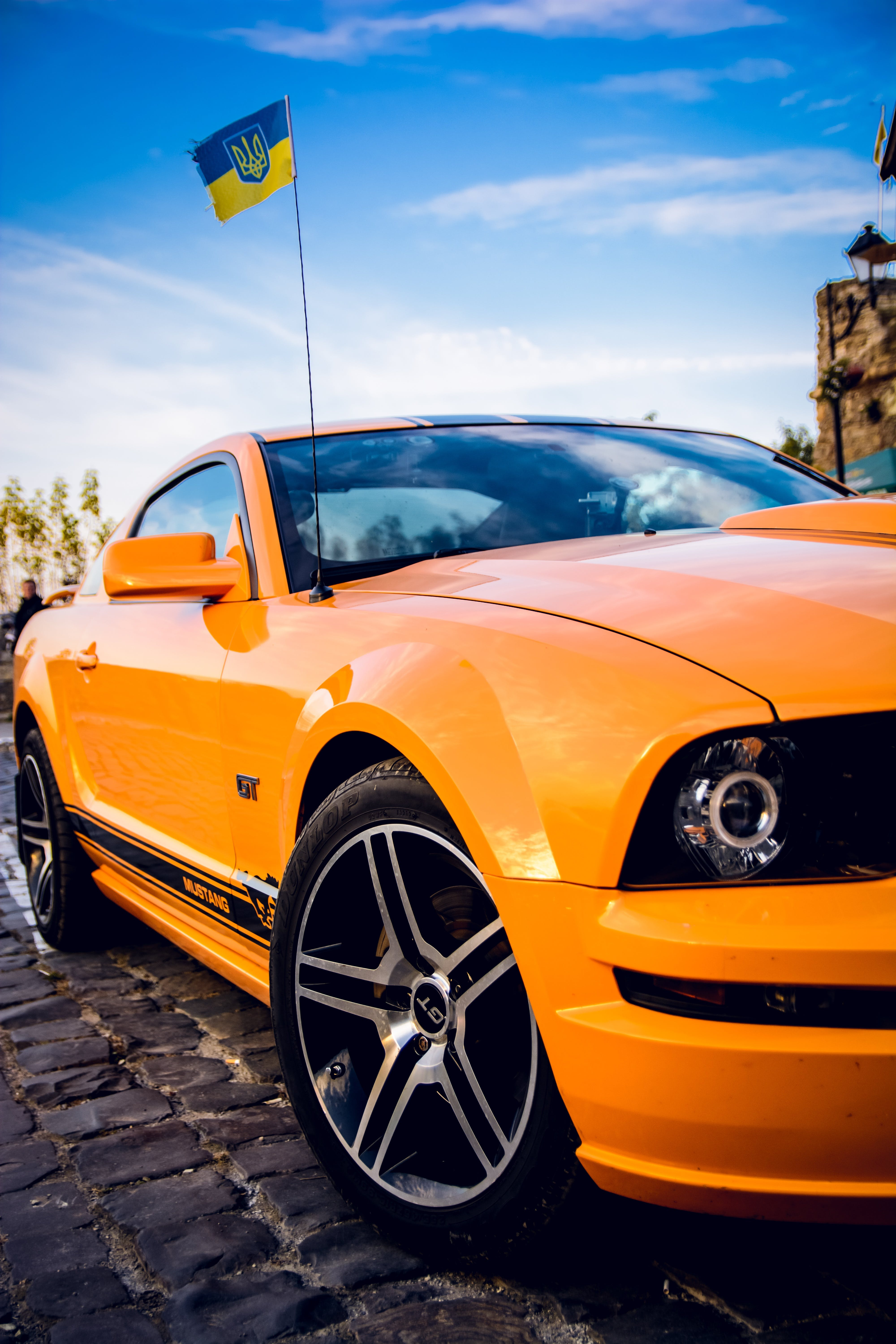 Free stock photo of car, ford, ford mustang, mustang